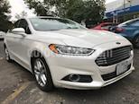 Foto venta Auto usado Ford Fusion SE (2014) color Blanco Platinado precio $189,900