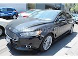 Foto venta Auto usado Ford Fusion Sedan SE LUX (2013) color Negro precio $205,000