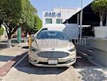 Foto venta Auto usado Ford Fusion Titanium Plus (2017) color Blanco precio $399,900