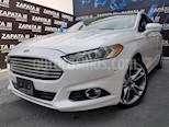 Foto venta Auto usado Ford Fusion Titanium (2016) color Blanco Platinado precio $309,900