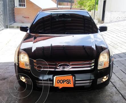 Ford Fusion Fusion usado (2008) color Negro precio u$s5.200