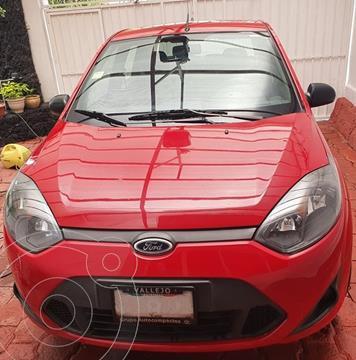 Ford Ikon Sedan First usado (2011) color Rojo precio $77,000