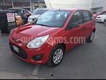 Foto venta Auto usado Ford Ikon Ambiente Ac color Rojo precio $78,000