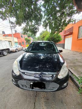 Ford Ikon Trend usado (2013) color Negro precio $78,000