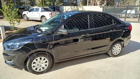 Ford Ka + S usado (2020) color Negro financiado en cuotas(anticipo $950.000 cuotas desde $29.800)