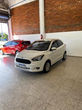 Ford Ka + S usado (2016) color Blanco Oxford precio $910.000