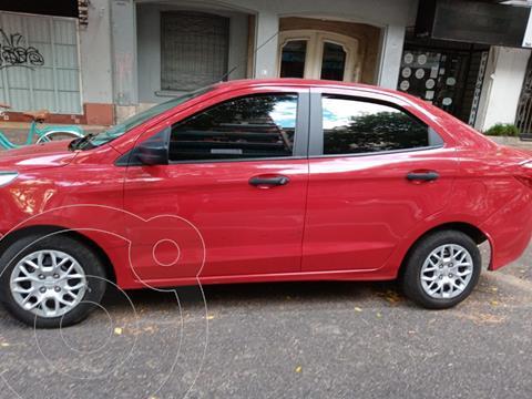 Ford Ka + S usado (2018) color Rojo Merlot precio $1.200.000