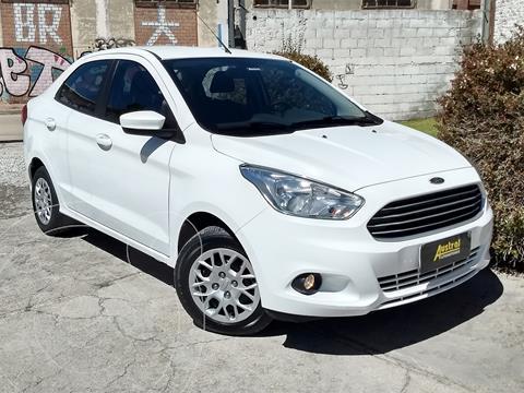 Ford Ka + SE usado (2017) color Blanco Oxford precio $1.350.000