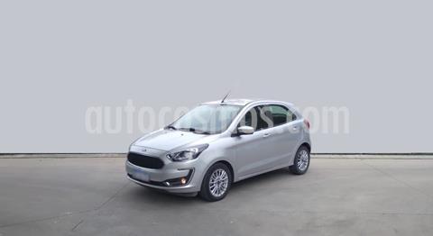 Ford Ka Freestyle 1.5L usado (2018) color Gris Claro precio $1.350.000