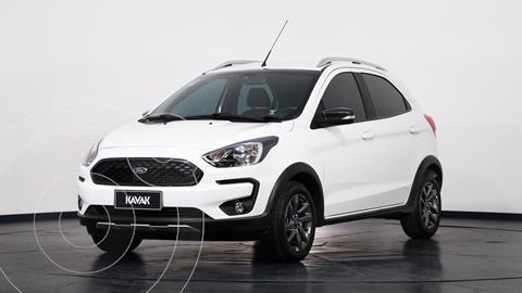 Ford Ka Freestyle 1.5L SE usado (2020) color Blanco Polar precio $1.785.000
