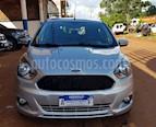 Foto venta Auto usado Ford Ka - (2017) color Gris Plata  precio $395.000