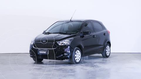 Ford Ka 1.5L SE usado (2018) color Negro Ebony precio $1.380.000