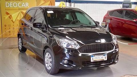 Ford Ka 1.5i S (105CV) usado (2016) color Negro precio $1.150.000