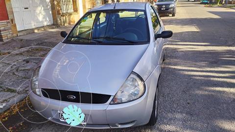 Ford Ka 1.0L Tattoo usado (2008) color Gris Plata  precio $450.000