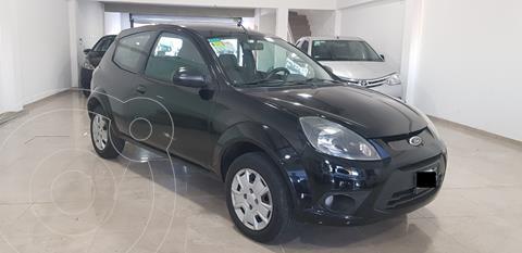 Ford Ka 1.0L Fly Viral usado (2012) color Negro Perla financiado en cuotas(anticipo $384.000)