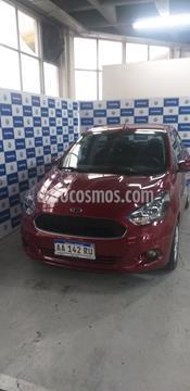 Ford Ka 1.5L S usado (2016) color Rojo Merlot precio $799.999