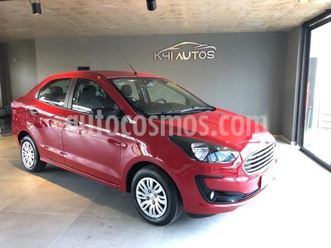 Ford Ka 1.5L S usado (2020) color Rojo precio u$s8.013