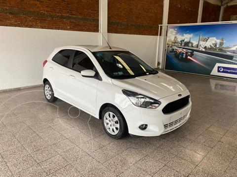 Ford Ka 1.5L SE usado (2017) color Blanco Oxford financiado en cuotas(anticipo $645.000)