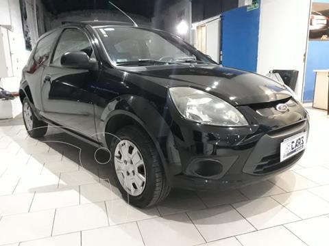 Ford Ka 1.0L Fly Viral usado (2012) color Negro Ebony financiado en cuotas(anticipo $400.000)