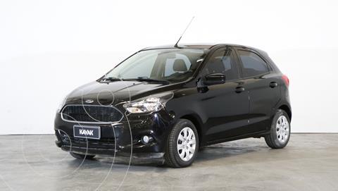 Ford Ka 1.5L SE usado (2017) color Negro precio $1.450.000