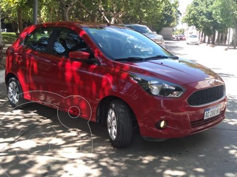 Ford Ka 1.5L SE usado (2018) color Rojo Merlot precio $980.000