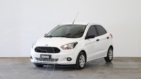 Ford Ka 1.5L S usado (2018) color Blanco Oxford precio $1.250.000