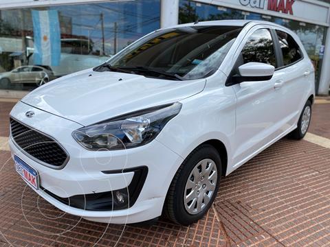 Ford Ka 1.5L S usado (2019) color Blanco financiado en cuotas(anticipo $930.000)