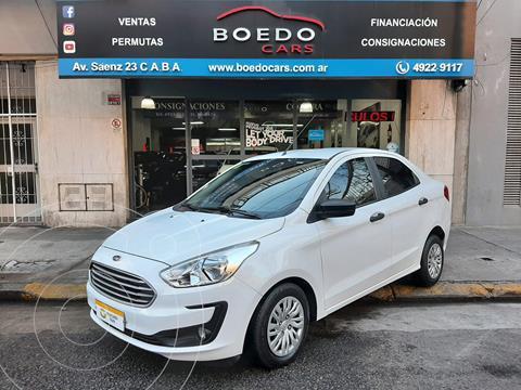 Ford Ka 1.5 S                      L/18 usado (2018) color Blanco precio $1.359.900