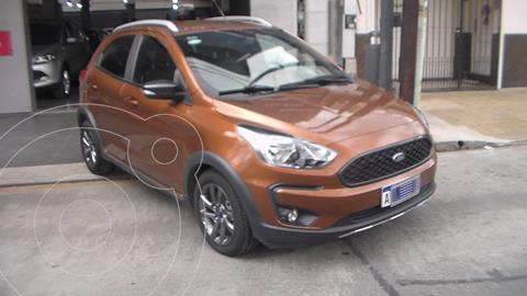Ford Ka 1.5L SEL Aut usado (2019) color Naranja precio $1.899.900