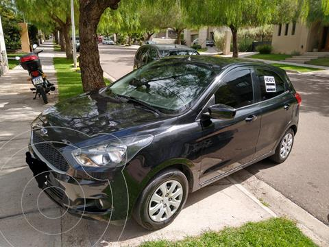 Ford Ka 1.5L S usado (2016) color Negro Ebony precio $950.000