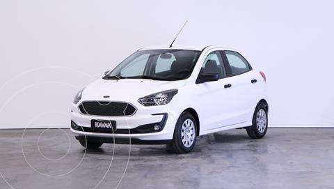 Ford Ka 1.5L S usado (2021) color Blanco Polar precio $1.780.000