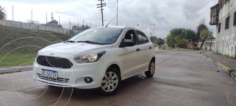 Ford Ka 1.5L S usado (2018) color Blanco Oxford precio $1.160.000