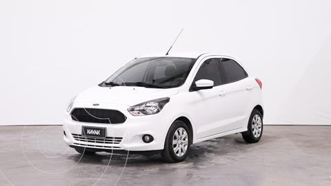 Ford Ka 1.5L SE usado (2018) color Blanco Oxford precio $1.380.000