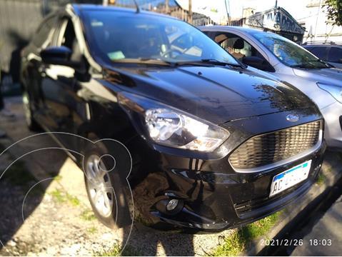 Ford Ka 1.5L SE usado (2018) color Negro Ebony precio $1.110.000