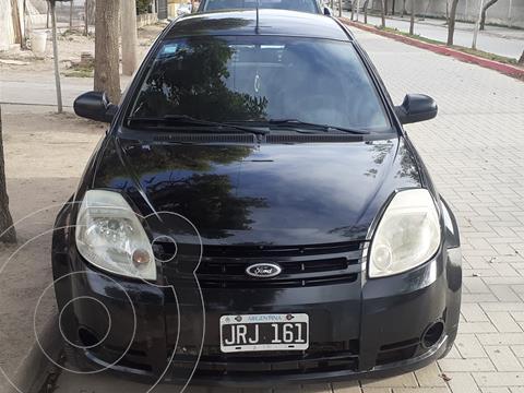 Ford Ka 1.0L Fly usado (2011) color Negro precio $500.000