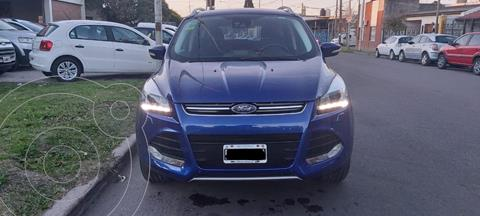 Ford Kuga 2.0L Titanium 4x4  usado (2017) color Azul Profundo precio $3.650.000
