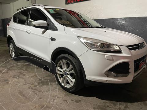 Ford Kuga Titanium Aut usado (2013) color Blanco Polar precio $2.200.000