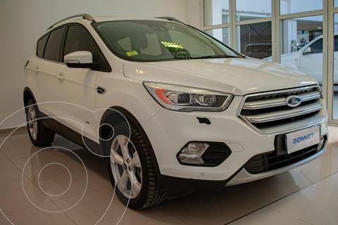 Ford Kuga 2.0L Titanium 4x4  usado (2017) color Blanco precio $4.063.000