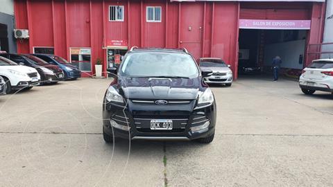 Ford Kuga Titanium 1.6T Aut 4x4 usado (2014) color Negro precio $1.750.000