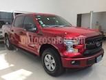 Foto venta Auto usado Ford Lobo 4 PTS. CREW CAB XLT, TA, 4X4 color Rojo precio $610,000
