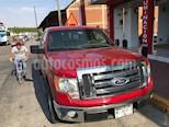 Foto venta Auto usado Ford Lobo Cabina Regular XLT 4x2 V8 (2010) color Rojo precio $180,000