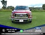 Foto venta Auto usado Ford Lobo Cabina Regular XLT 4x2 V8 (2016) color Rojo precio $449,000