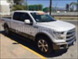 Foto venta Auto usado Ford Lobo Doble Cabina King Ranch (2017) color Blanco precio $689,000