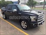 Foto venta Auto usado Ford Lobo DOBLE CABINA PLATINUM 4X4 ECOBOOST (2017) color Negro precio $650,000