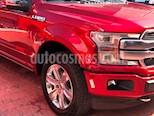 Foto venta Auto nuevo Ford Lobo Doble Cabina Platinum 4x4 color Vino Tinto precio $947,100