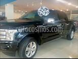 Foto venta Auto nuevo Ford Lobo Doble Cabina Platinum 4x4 color Negro precio $897,100