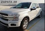 Foto venta Auto nuevo Ford Lobo Doble Cabina Platinum 4x4 color Blanco precio $947,100