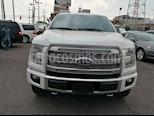 Foto venta Auto usado Ford Lobo Doble Cabina Platinum 4x4 (2016) color Blanco precio $650,000