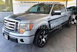Foto venta Auto Seminuevo Ford Lobo Doble Cabina XLT 4x2 V8 (2010) color Plata precio $210,000