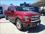 Foto venta Auto usado Ford Lobo Lariat Crew Cab 4x4 (2017) color Rojo precio $670,000